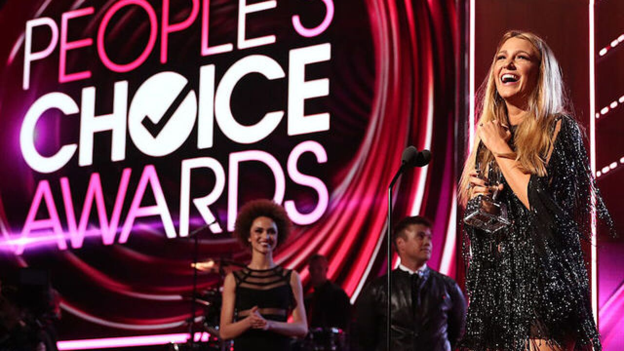 People's Choice Awards 2018: See the full list of nominees