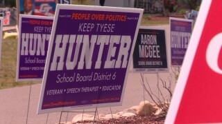 Principal Scandal Emerges As Issue In School Board Races