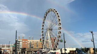 SkyStar observation wheel will stay through June 16