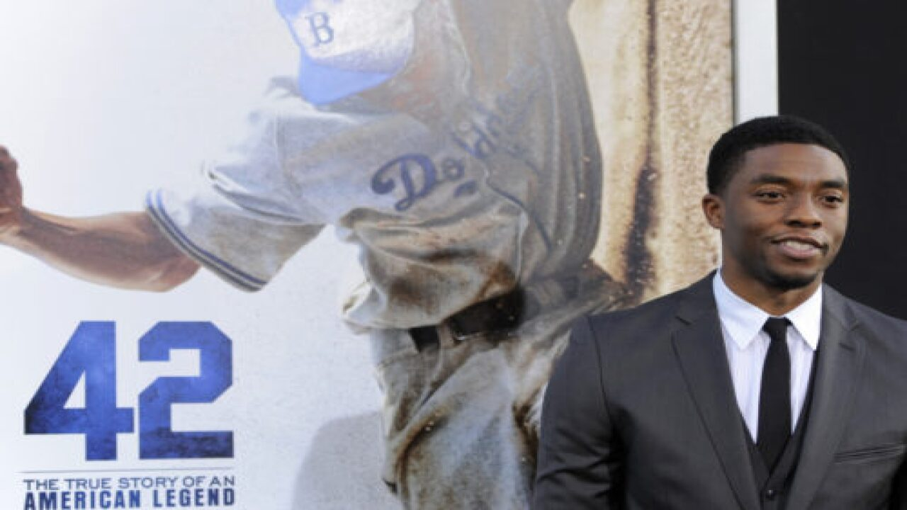 Chadwick Boseman's Movie '42' Is Returning To Theaters As Tribute To The Late Actor