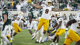 Michigan State drops out of AP Top 25 after loss to Arizona State