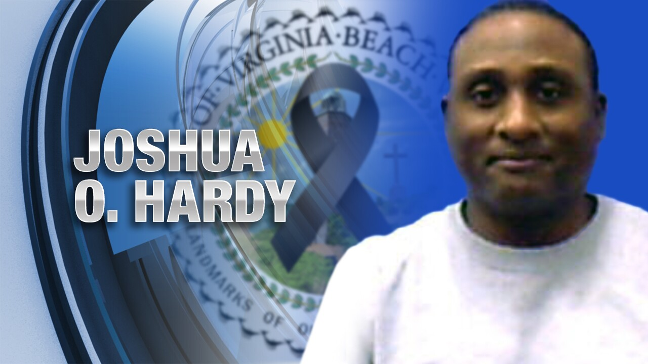 Virginia Beach Strong: Remembering Joshua Hardy