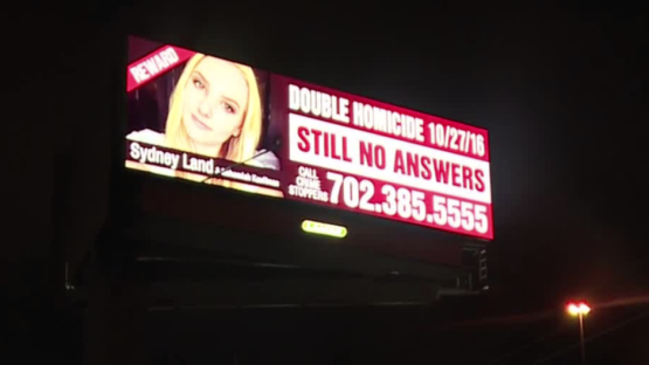 Mom puts up billboard ad to solve murder