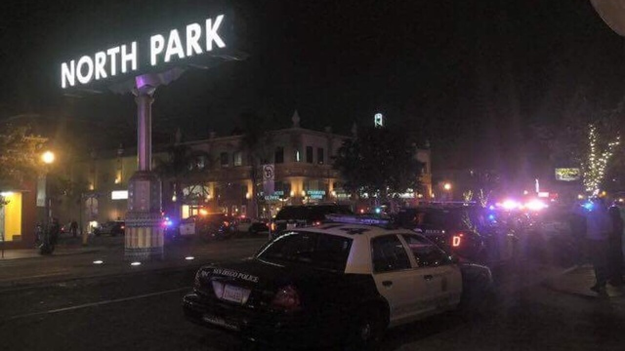 Man stabbed after rapper punched at concert