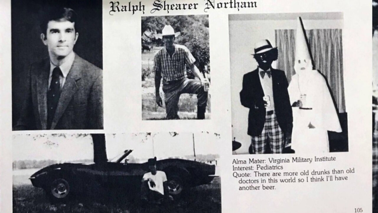 Northam's medical school to announce findings into investigation of yearbook photos