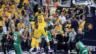 Boston Celtics v Indiana Pacers - Game Three