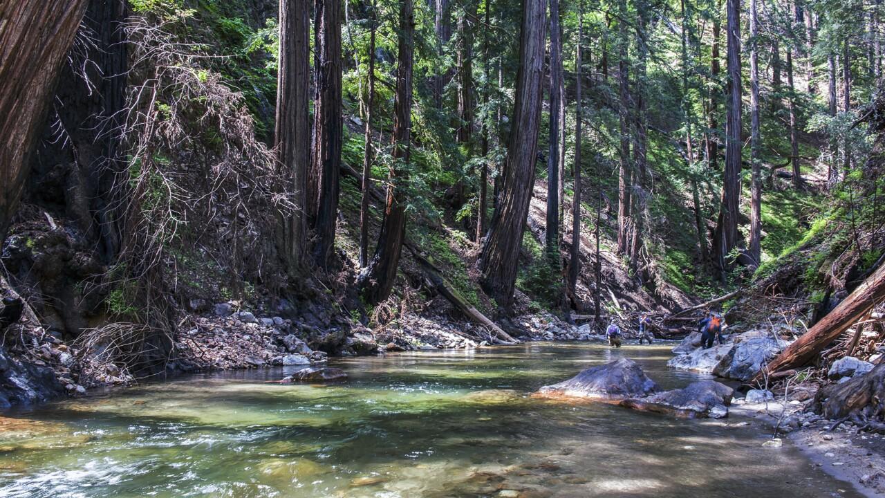 US California Indian Land Returned