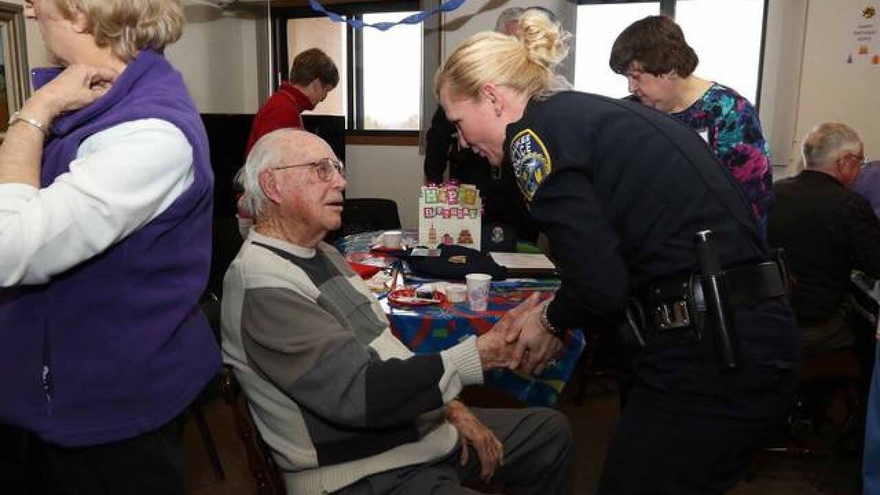 Oldest retired MPD Officer dies at 102
