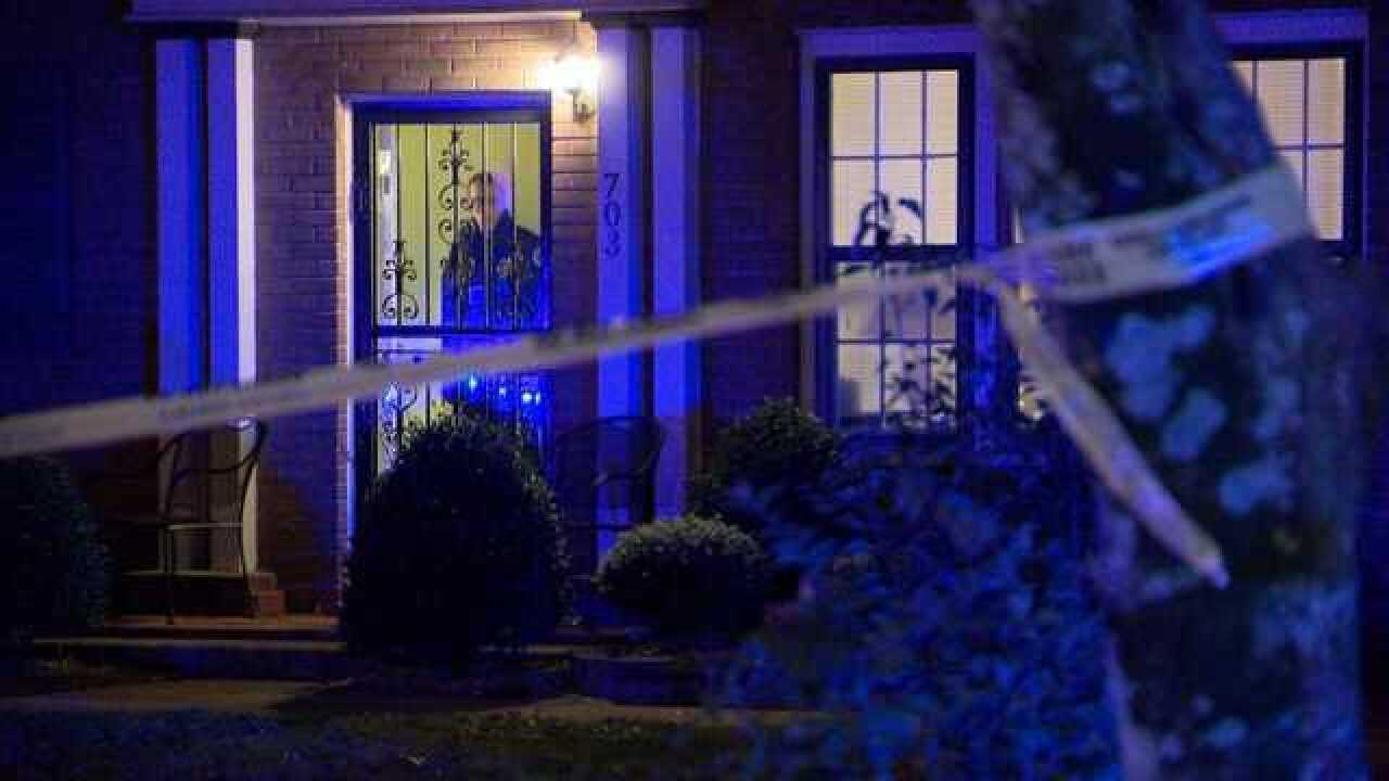 Teen critically injured in Nashville shooting
