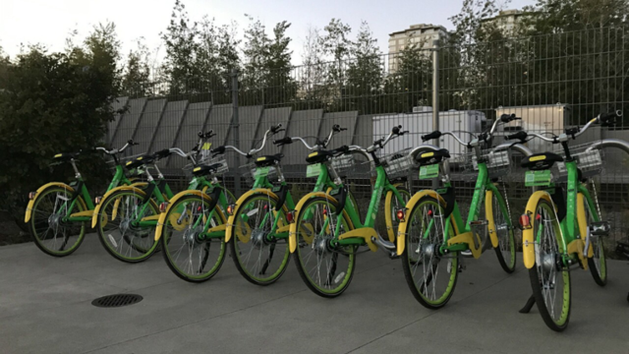 Lime dockless rental bikes, scooters coming to Xavier University campus