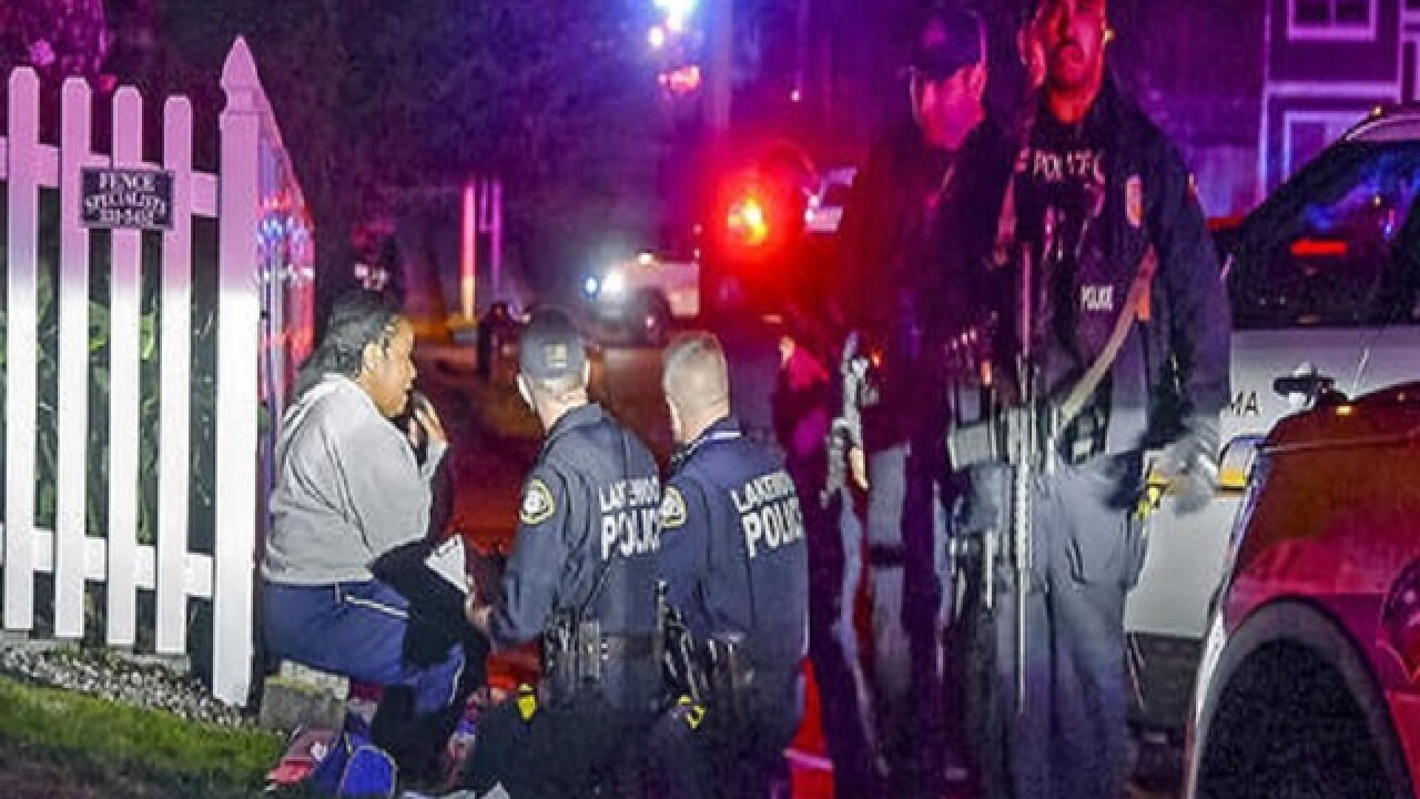 Man suspected of killing Tacoma officer shot, killed