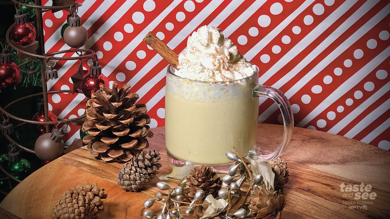Double Eggnog from Duffy's Sports Bar & Grill