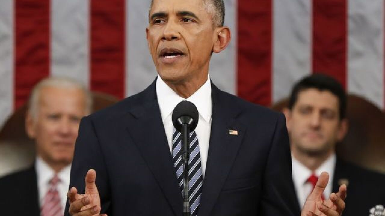 Analysis: Obama gives manifesto for the future