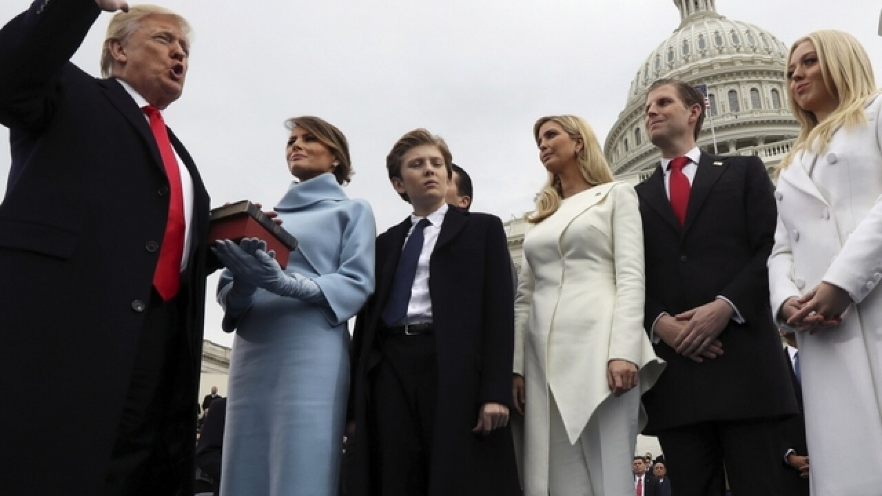 Trump inaugural committee under criminal investigation, source says