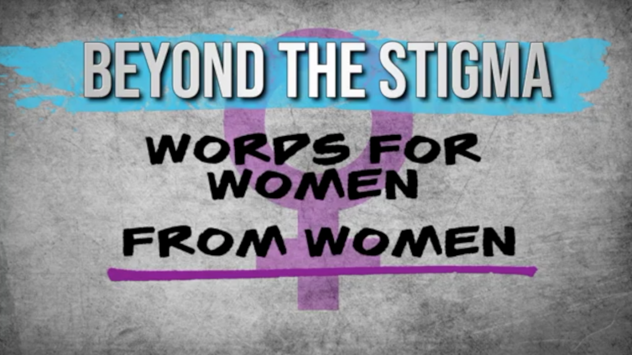 Beyond the stigma