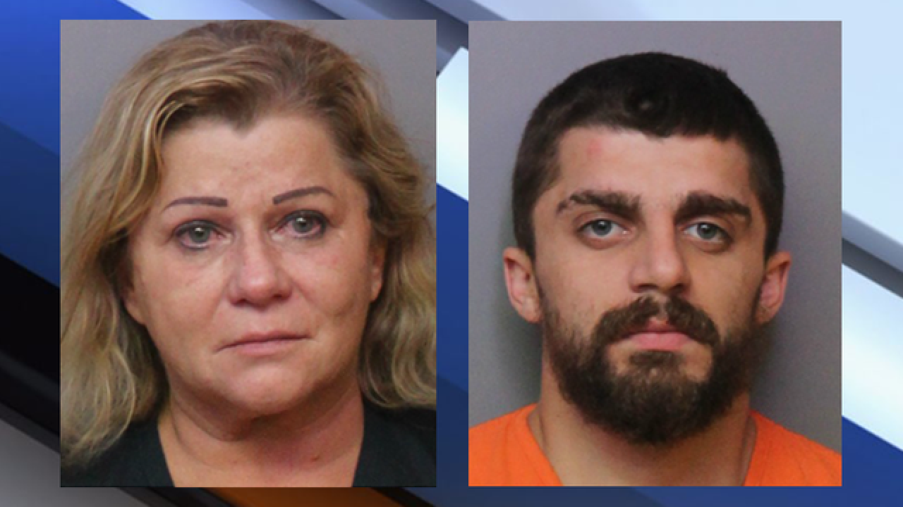 Mother's Day argument over alcohol leads to arrest of mother and son in Florida