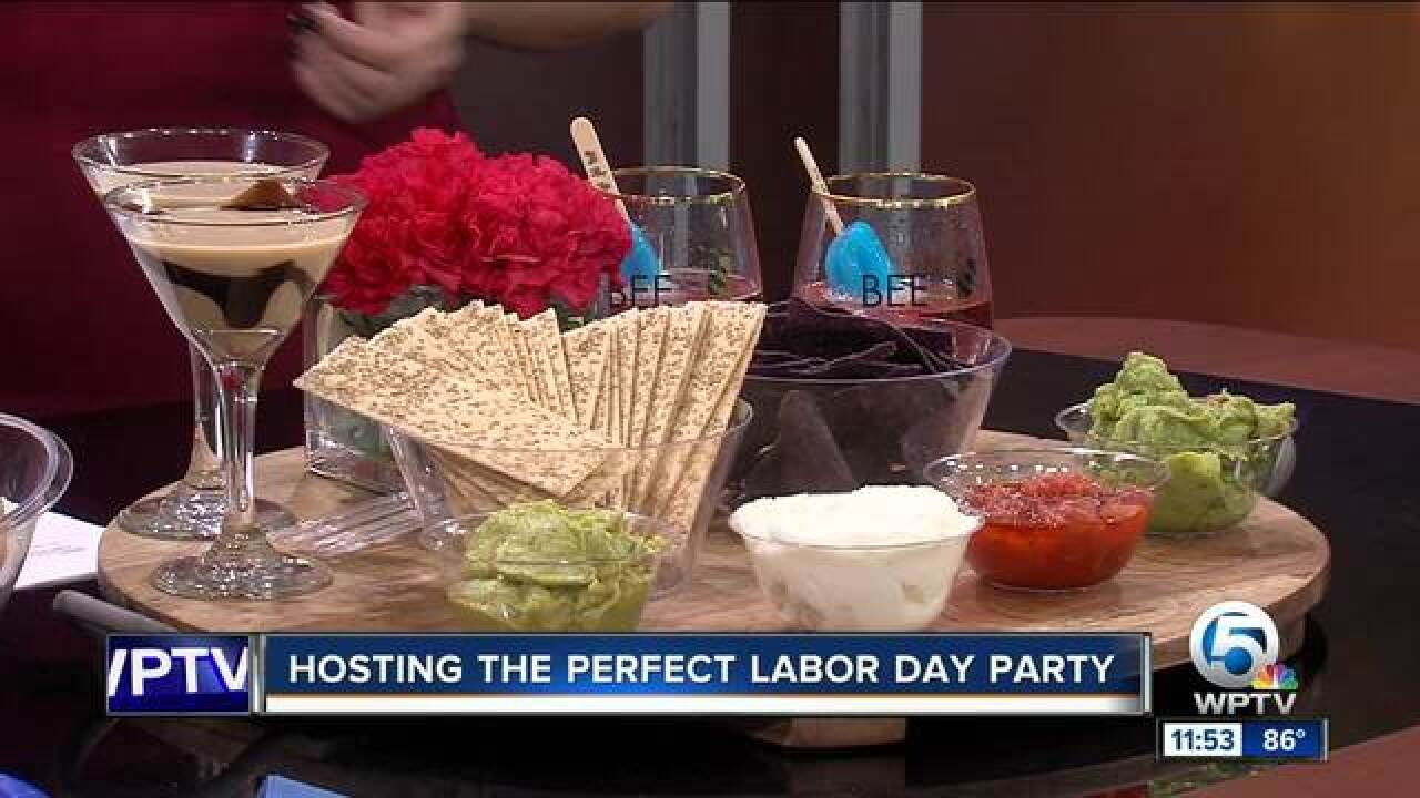 Host the perfect Labor Day party