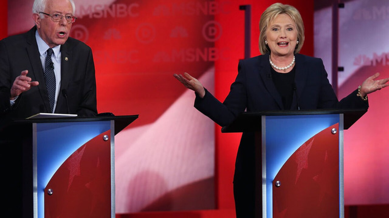 FACT CHECK: Thursday's Democratic debate