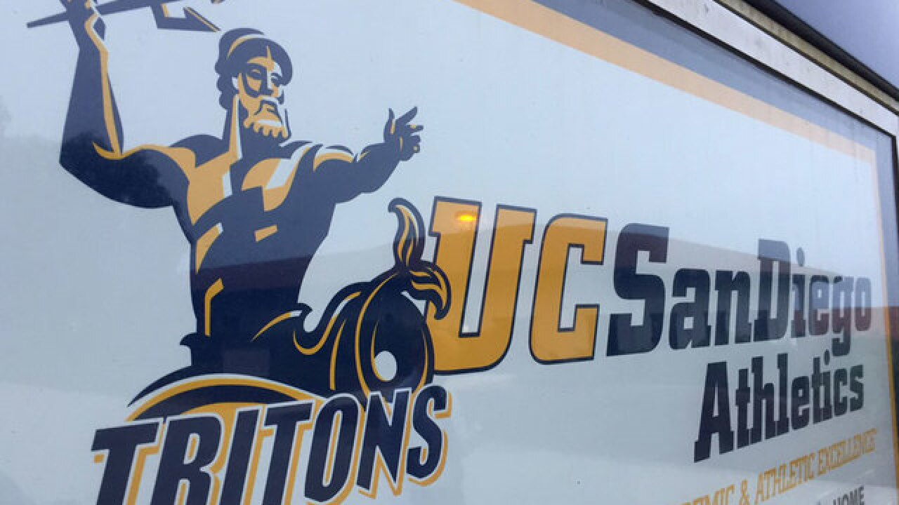 UC San Diego moves up to Division I sports, joins Big West Conference