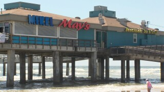 Beach businesses brace for unusual holiday weekend