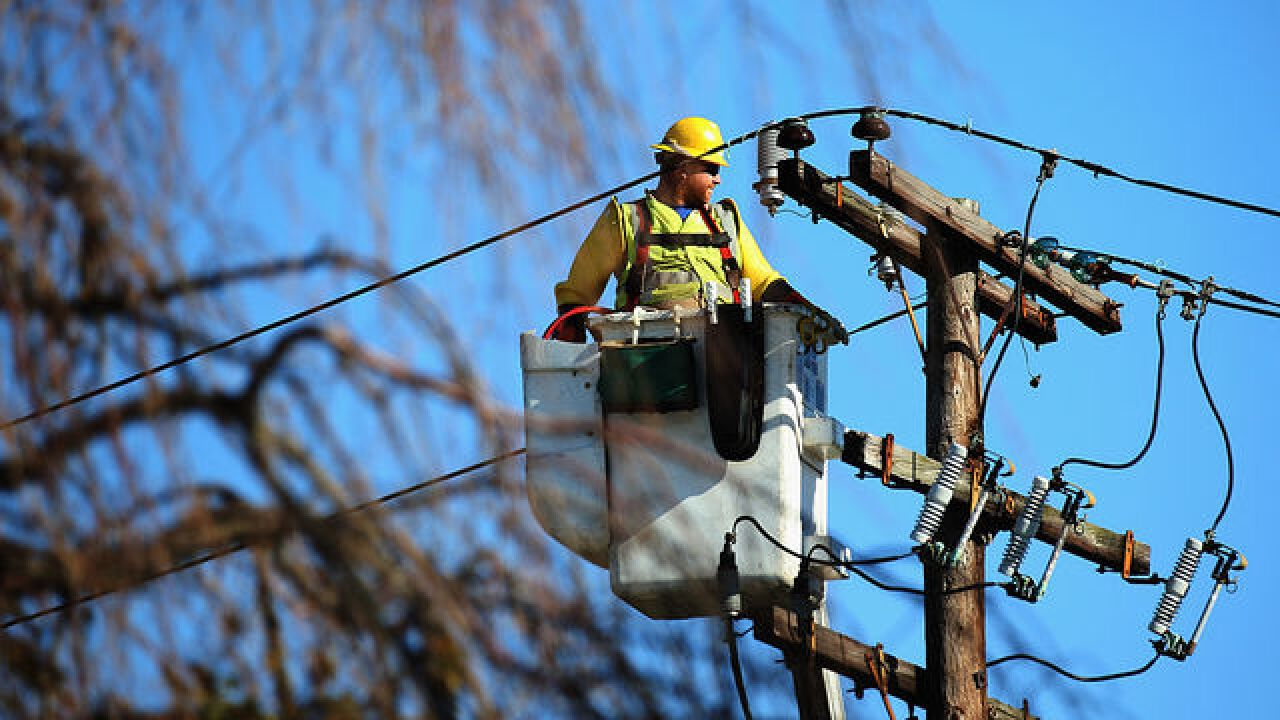 SDG&E may shut off power due to high winds