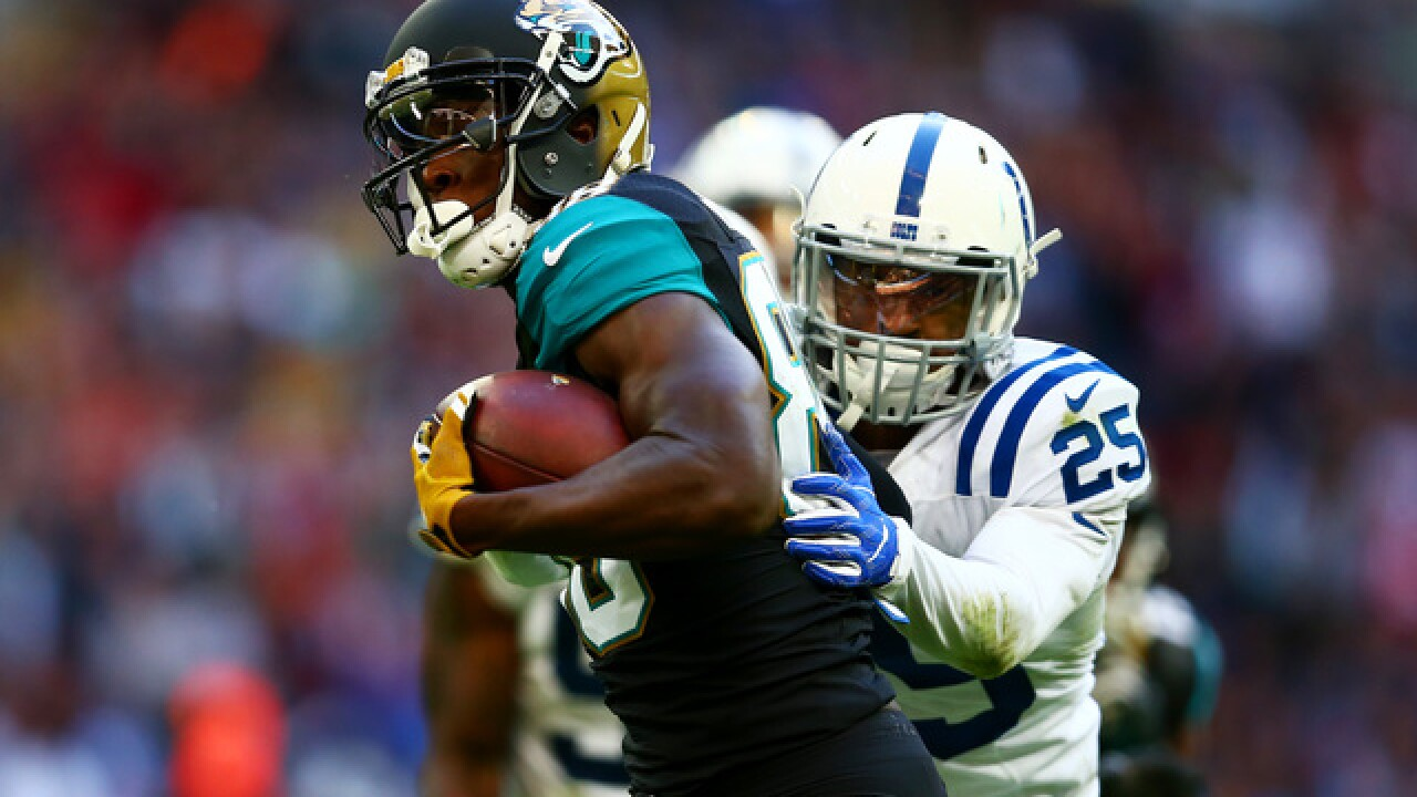 PHOTOS: Colts v Jaguars