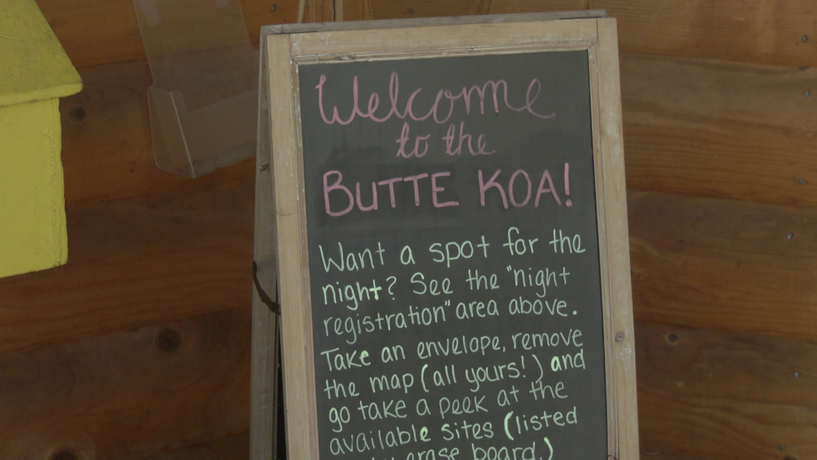 Butte KOA