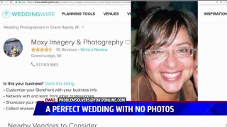 Photographer disappears after newlyweds pay $3K for weddingphotos