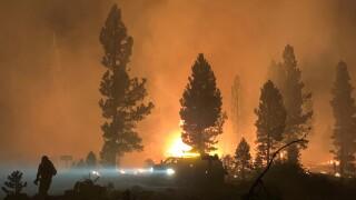 Western Wildfires