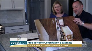 A new way to buy flooring for your home on Coast Live