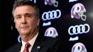 'Skins scoop: Team president Bruce Allen defends Redskins' culture after the team fires head coach JayGruden