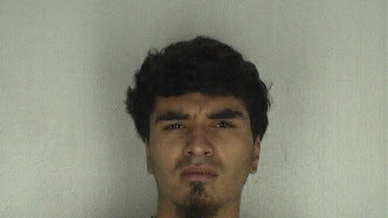 18-year-old Eddie Quesada