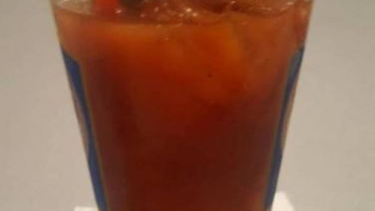 Celebrate National Bloody Mary Day in Las Vegas