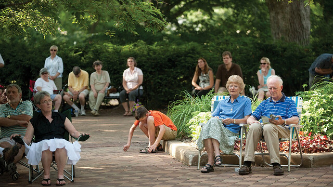 22nd annual carillon series begins July 4