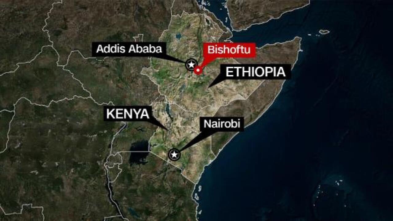 Passengers killed in Ethiopian Airlines crash came from 35 countries, airline says