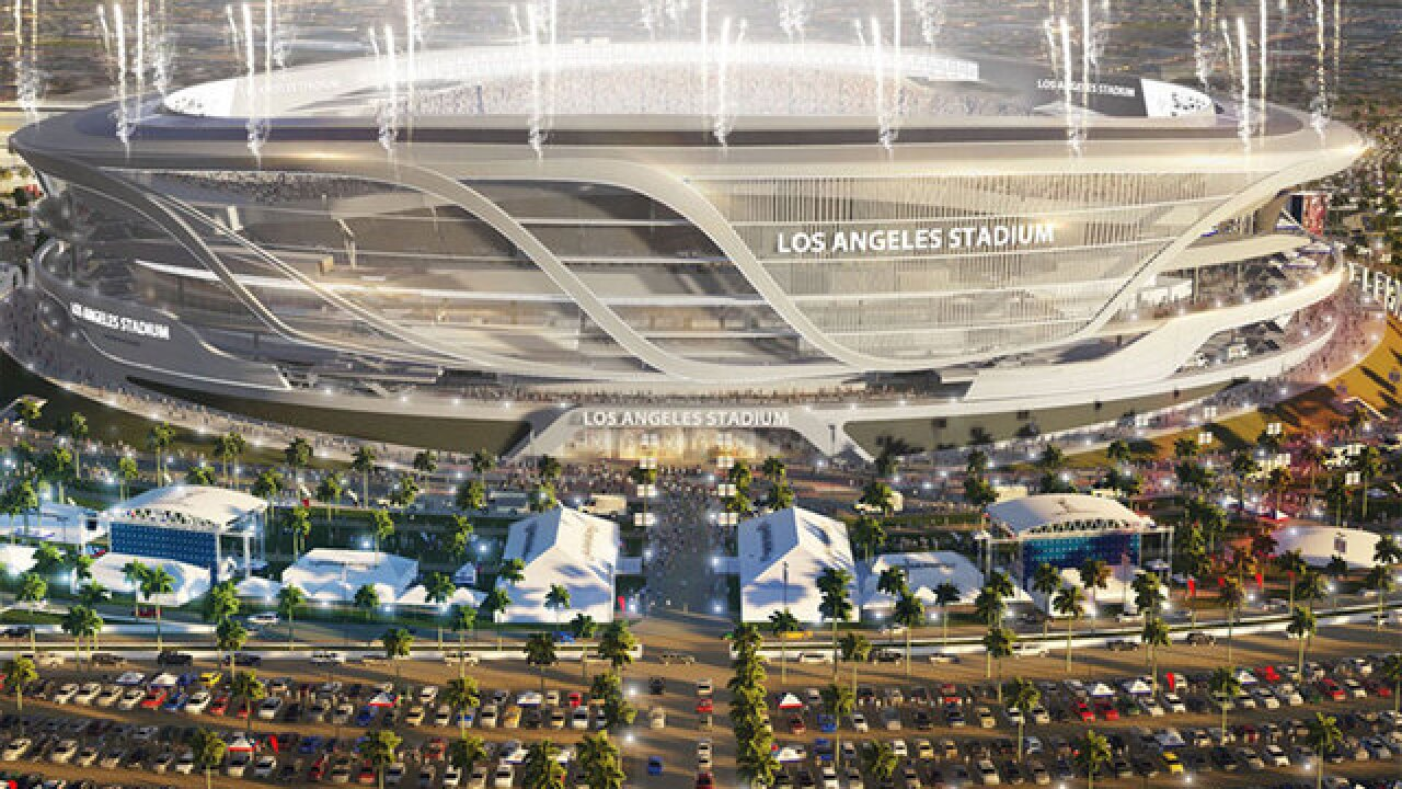Stadium saga: Carson eyes adjacent land