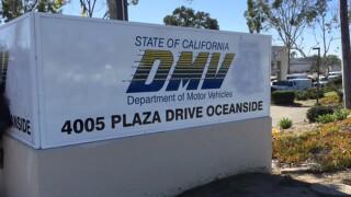 Oceanside DMV