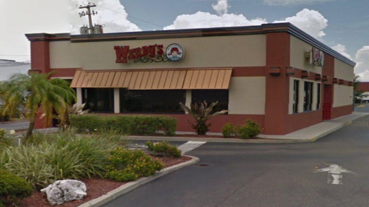 Dirty Dining: Debris contaminates Wendy's food