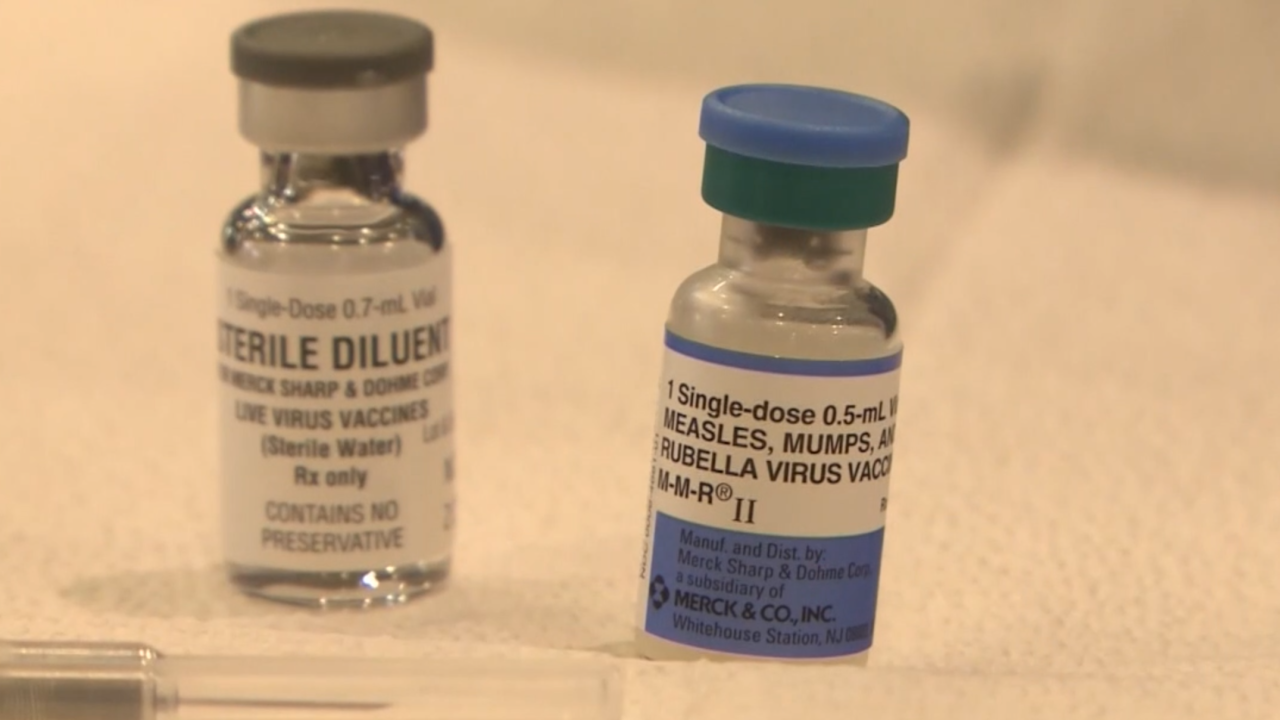 Vaccination debate goes before House committee as measles cases rise