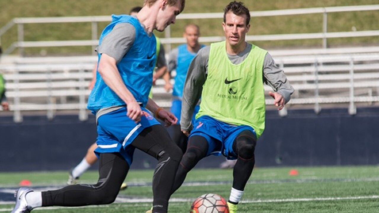 WATCH: We worked out with FC Cincinnati players