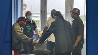 Activists meet with ECPD.jpg
