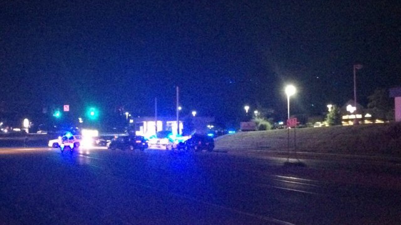 FD: Active shooter outside Landen Kroger