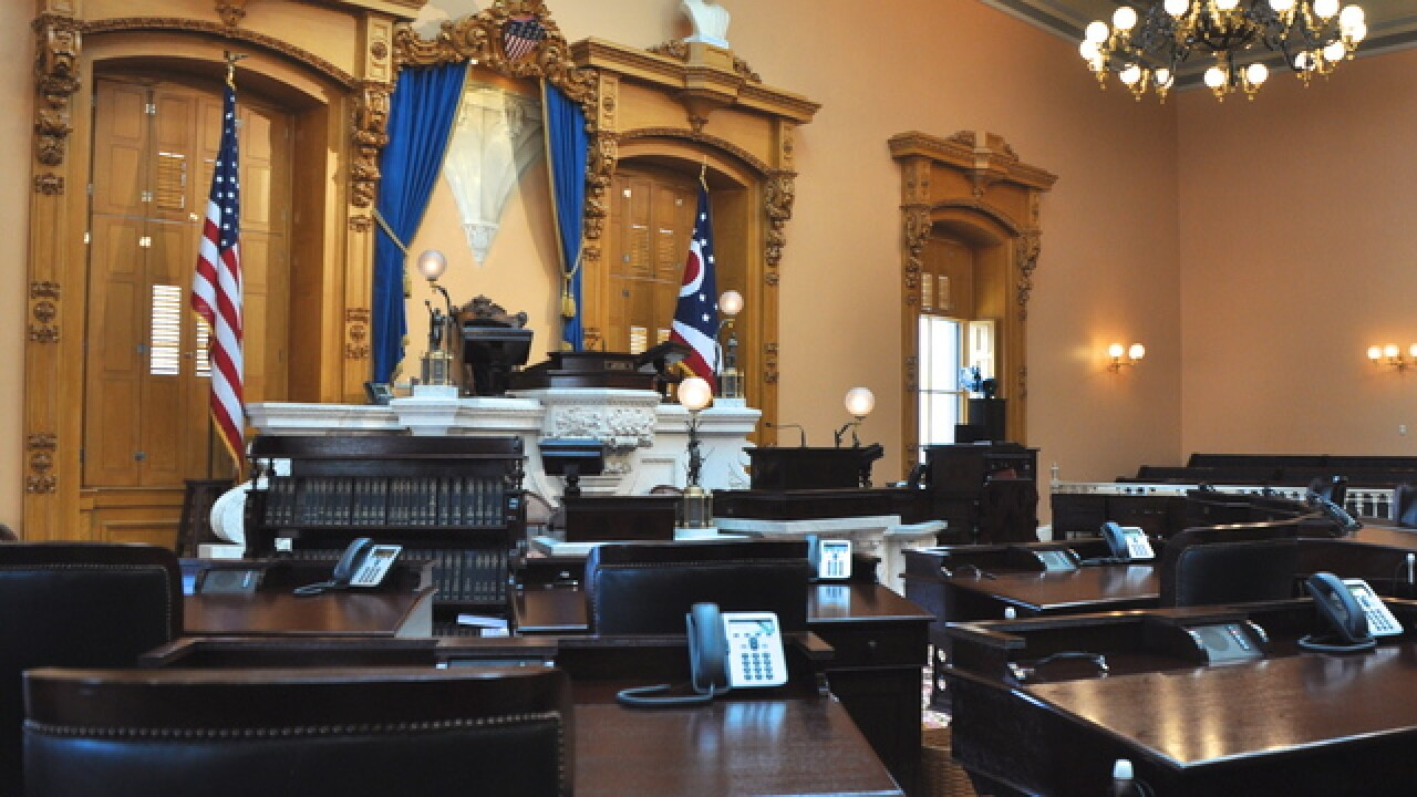 AP Explains: Why speaker-less Ohio House can't pass bills
