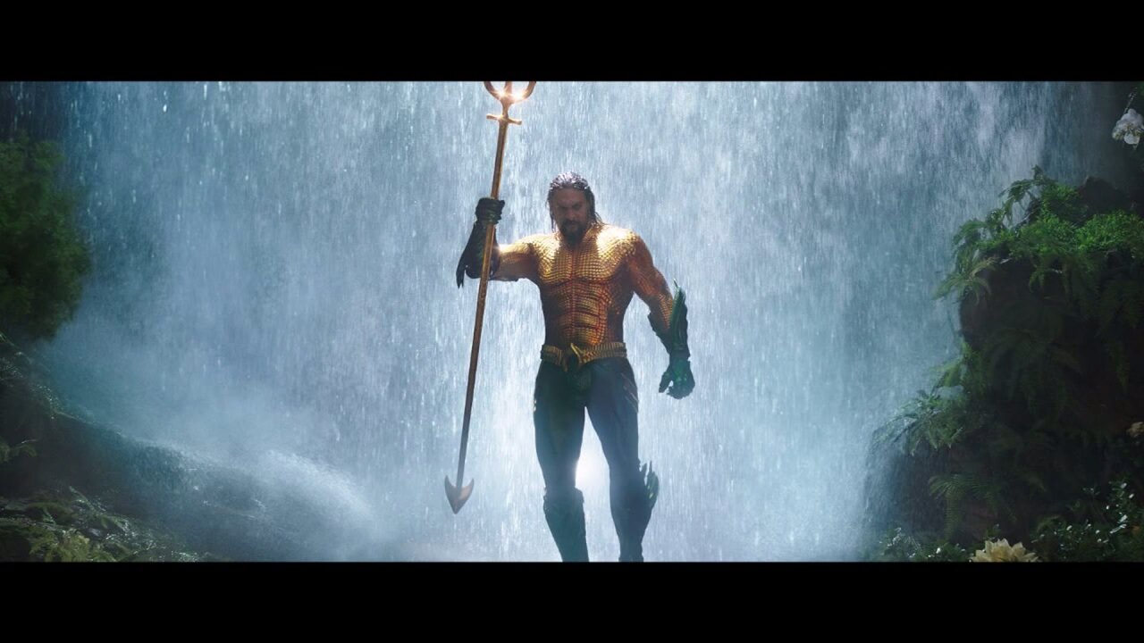 At the Movies: 'Aquaman' and 'Mary PoppinsReturns'