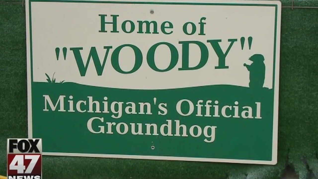 Woody the Woodchuck predicts 6 more weeks