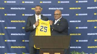 Michigan adds Jay Smith to Juwan Howard's basketball staff