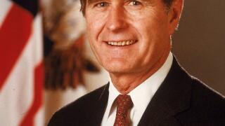 Photos: Former President George H.W. Bush dies at94