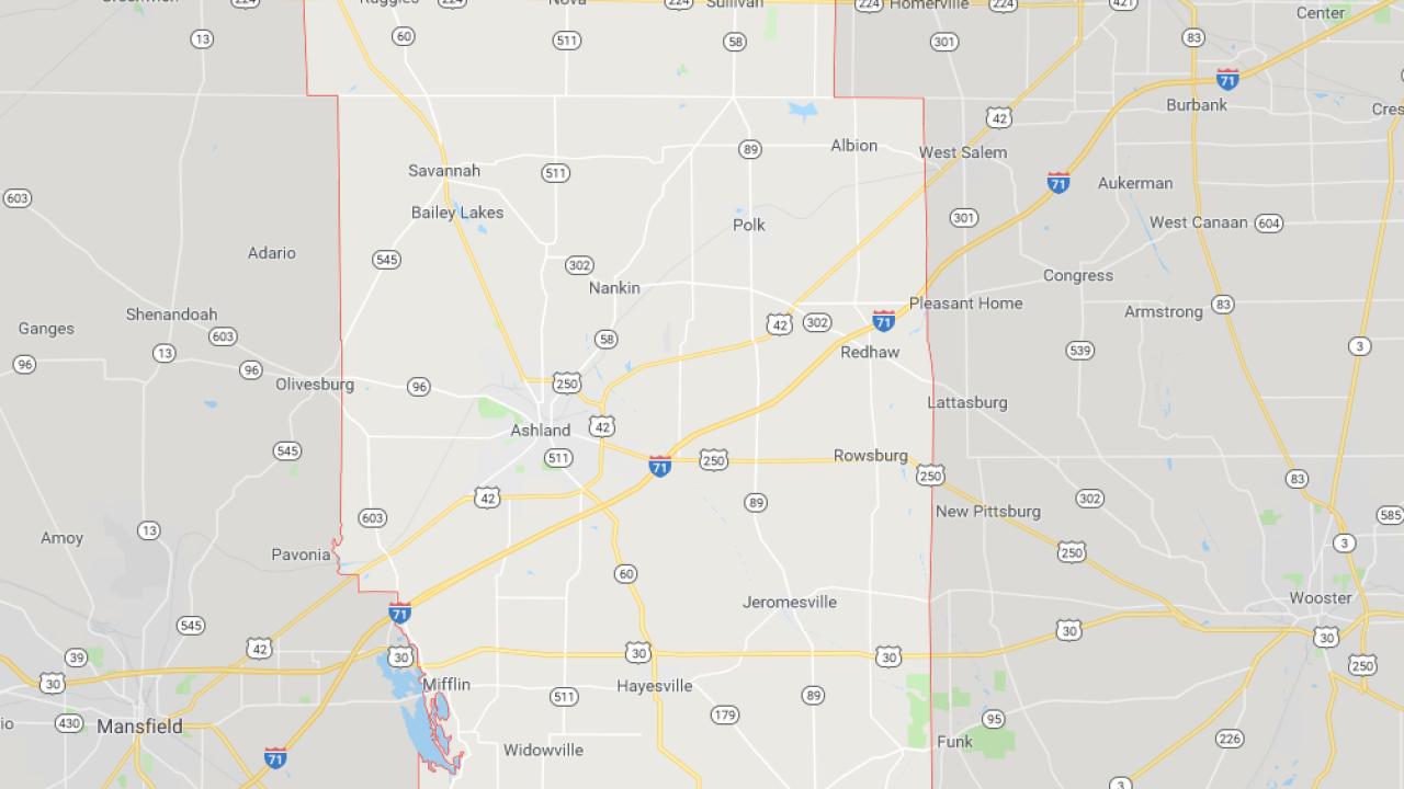 Ashland County generic