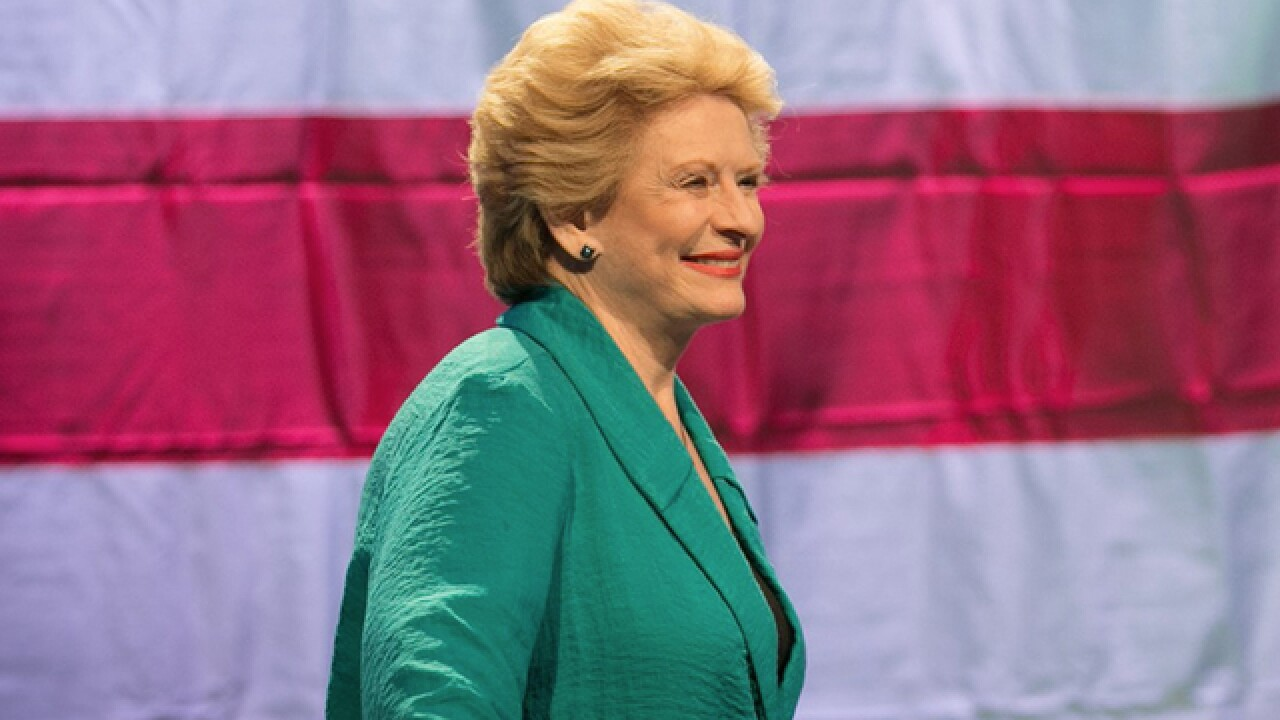 One-on-one with Democratic senatorial candidate Debbie Stabenow
