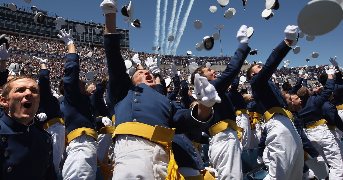 President Trump to speak at Air Force Academy graduation